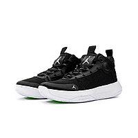 Баскетбольные кроссовки Jordan Jumpman 2020 Black White BQ3449-001 размер: 41, фото 1