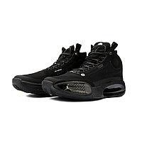 Баскетбольные кроссовки Air Jordan 34 XXXIV Black Cat AR3240-003 размер: 42, фото 1