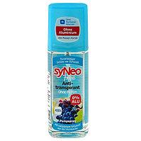 SyNeo 5 Free (антиперспирант спрей) (48 часов действия) без алюминиевых добавок