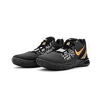 Баскетбольные кроссовки Nike Kyrie Flytrap 2 Black Metallic Gold AO4436-004 размер: 40,5