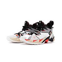 Баскетбольные кроссовки Jordan Why Not Zero.3 White Bright Crimson Black CD3003-101 размер: 38,5, фото 1
