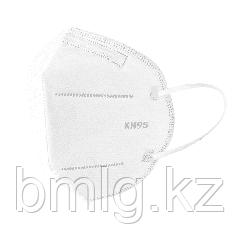 Маски KN95 с клапаном многоразовая