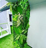Вертикальное озеленение (искусственное)