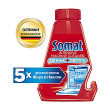 Специальное чистящее средство для посудомоечной машины очиститель Somat Intensve Machine Cleaner, 250 мл.