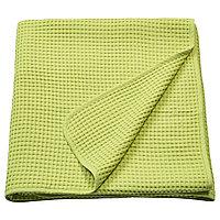 Покрывало ВОРЕЛЬД светло-зеленый 230x250 см ИКЕА, IKEA, фото 1