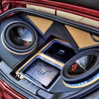 Автозвук - магнитолы, акустика, сабвуферы
