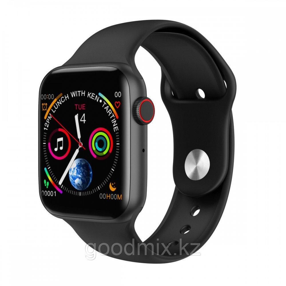 Смарт часы Smart Watch W34 (черный)