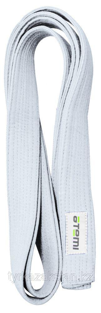 Пояс для кимоно ATEMI, 280 см, белый