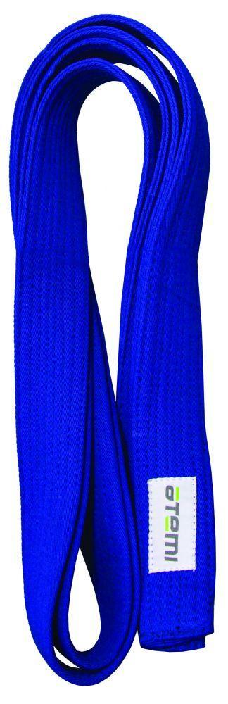 Пояс для кимоно ATEMI, 280 см, синий