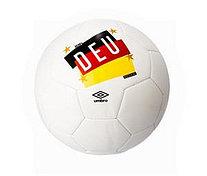 Мяч футбольный EC SUPPORTER BALL GERMANY, 20721U-DZN бел/чер/красн/жел, размер 5