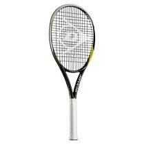 DUNLOP D TR BIOMIMETIC F5.0 TOUR G2 HL теннисная ракетка ((NC) черн/серебр/желт, 2)