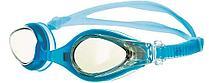 Очки для плавания Atemi, силикон (бирюза), N9201M