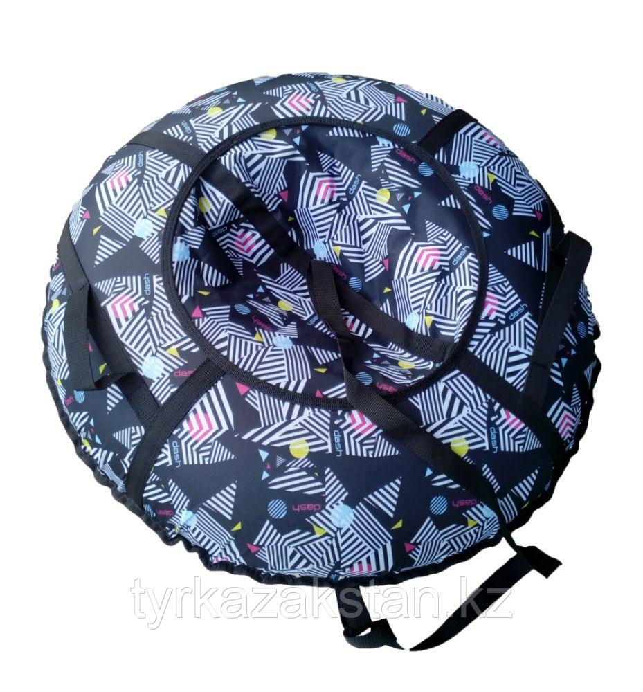 """Санки-ватрушка """"Дизайн"""" 90см. (сумка) с молнией"""