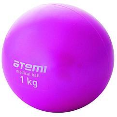 Медбол Atemi, ATB01, 1 кг