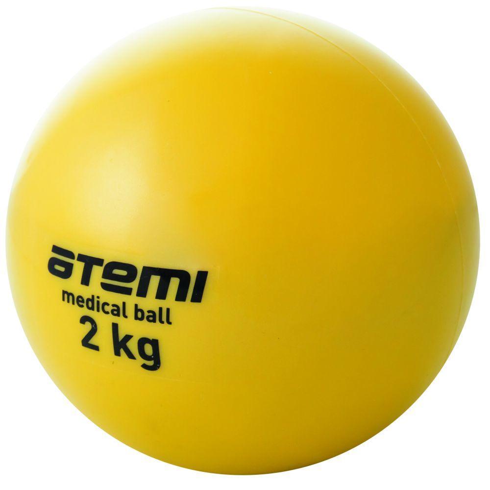 Медбол Atemi, ATB02, 2 кг