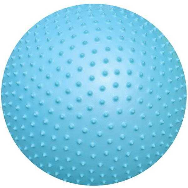 Мяч гимнастический массажный Atemi, AGB0265, 65 см