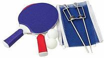 Набор для настольного тенниса (2 ракетки+3 мяча*+сетка) Atemi (пластик), ATR-100