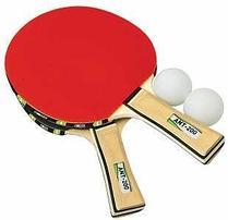 Набор для настольного тенниса (2 ракетки****+2мяча***) Novus, ATR-200