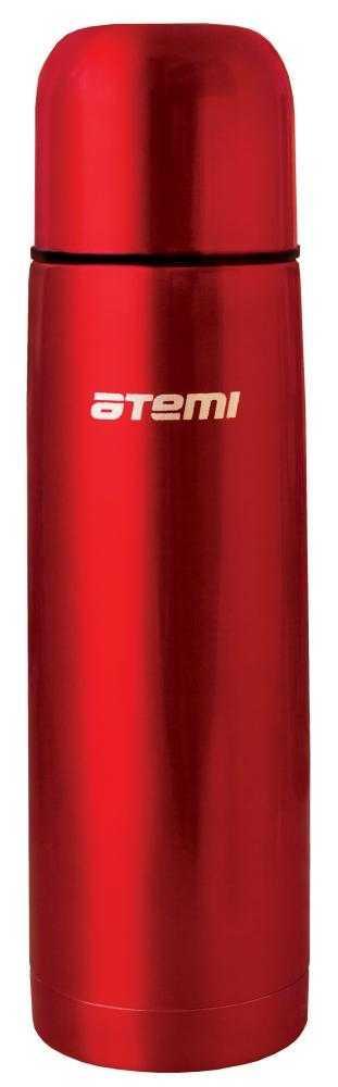 Термос, 1 л, красный, HB-1000 red