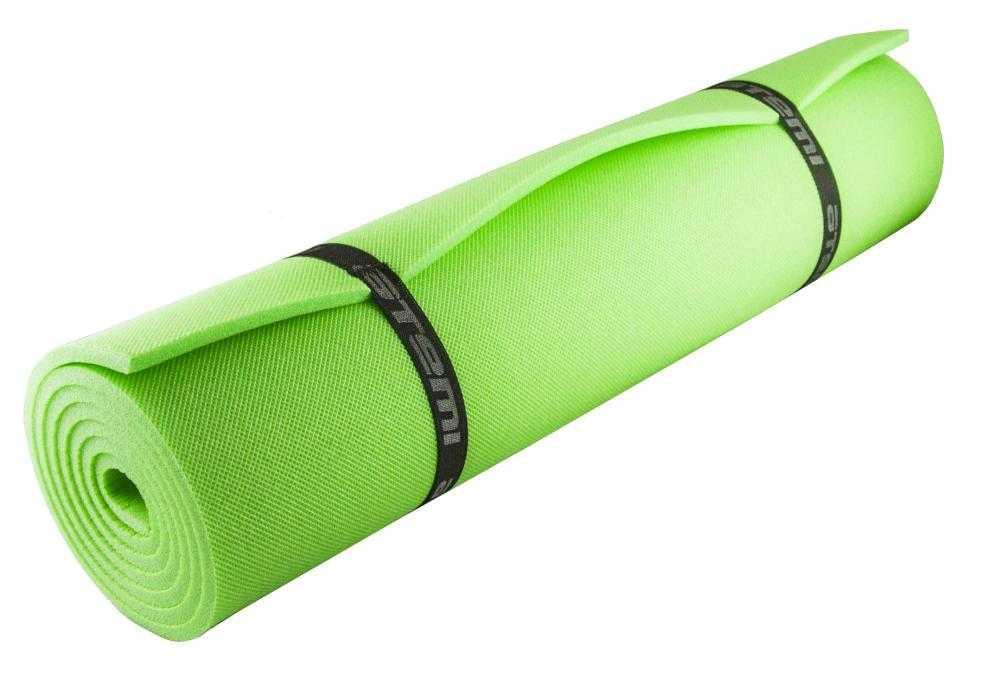 Коврик туристический Atemi 1800*600*8мм, зеленый