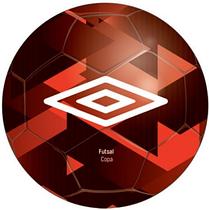 Мяч минифутбольный FUTSAL COPA, 20993U-GZ6 крас/бел/чер, размер 4