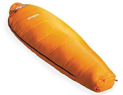 Спальный мешок туристический, 350 г/м2, -6 С, A1