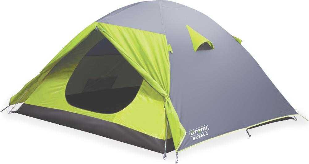 Палатка туристическая Аtemi BAIKAL 3 CX