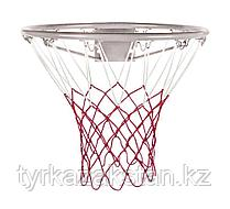 Сетка баскетбольная, 60 см., бел./красн., T4011N2
