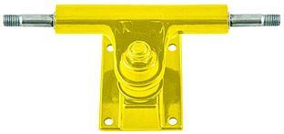 Подвеска для миниборда цвет желтый, AT-18.02