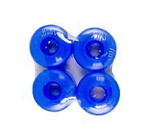 Набор синих полиуретановых колес для скейтборда Atemi 50х30мм 85А, AWS-17.03