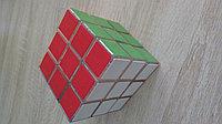 Кубик-головоломка Yuxin 3х3 8,85см прозрачный