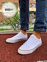 Кеды Converse белые, фото 1