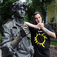 "Футболка группа ""Кино"" Виктор Цой, фото 2"