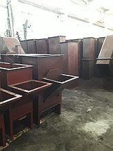 Башмак Нории НЗ - 175 т/ч в сборе