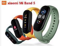 Браслет Xiaomi Mi Band 5 чёрный