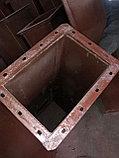 Трубы (короба) норийные (секция по 2 метра) производительностью 20,40,50,100,175,200 тн/ч, фото 10