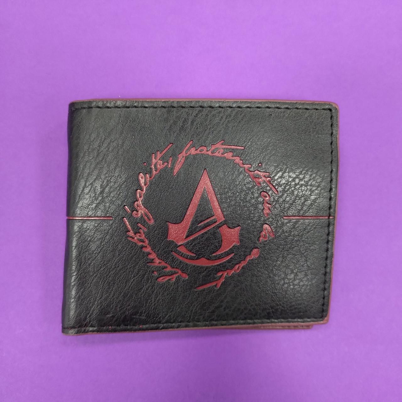 Кошелек Assassins Creed