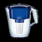 Фильтр-кувшин для воды Аквафор Гарри/водоочиститель (синий).