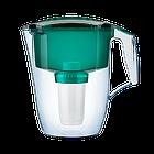 Фильтр-кувшин для воды Аквафор Гарри/водоочиститель (зеленый).