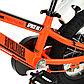 """ROYAL BABY Велосипед двухколесный SPACE NO.1 STEEL 16"""" Оранжевый ORANGE, фото 2"""