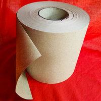 Бумага/ПЭ 200 мм х 67 г/м2 крафт для запайки контейнеров из ПП