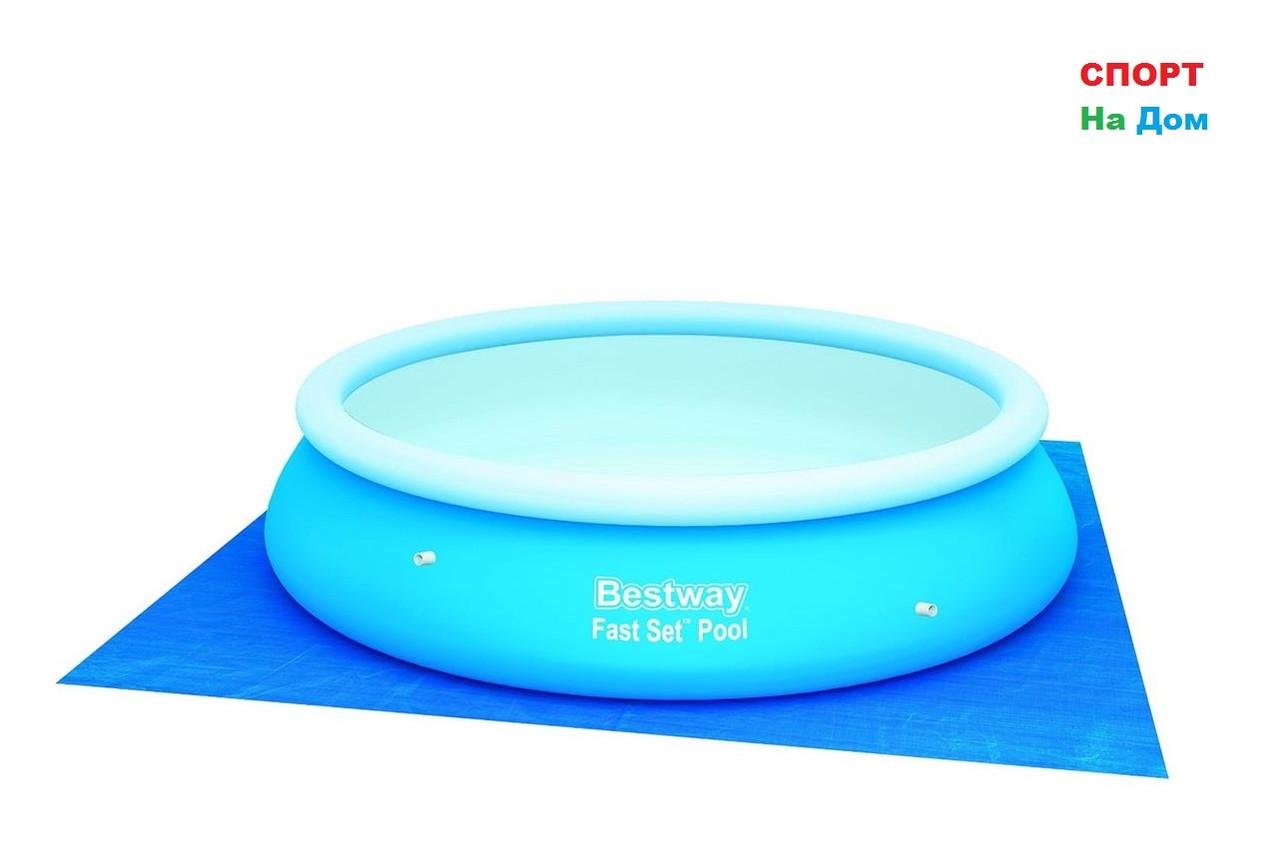 Подложка под бассейн Bestwey 58000 (габариты: 274*274 см)