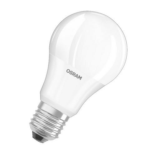Лампа светодиодная LEDSCLA100 10,5W/840 230V FR E27 10*1RU OSRAM /4052899971585/