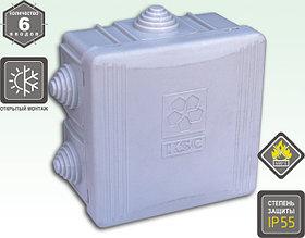 Коробка распа для отк. мон. 190*240*70 KSC 11-309 А