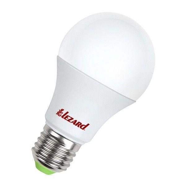 Лампа светодиодная A65 15W 4200K E27 220V LED GLOB /442 A65 2715/