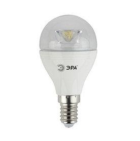 Лампа светодиодная ЭРА LED smd P45-7w-827-E14-Clear