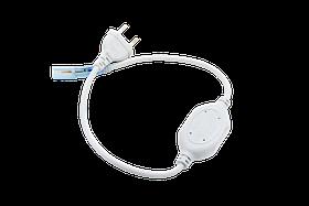 Шнур питания для одноцветной ленты 220 3014 SW, PC-LT4