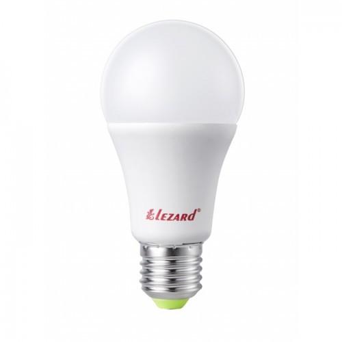 Лампа светодиодная A60 11W 6400K E27 220V LED GLOB /464 A60 2711/