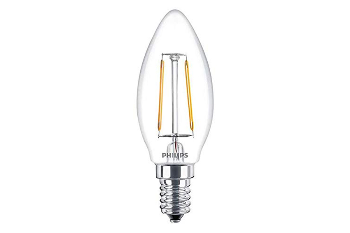 929001975508/871869962325800 Лампа LED Classic 4-40W B35 E27 830 CLNDA