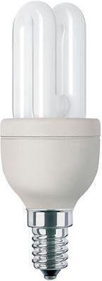 Лампа энергосберегающая Genie 8W 827 Е14 Philips /871150080115910/